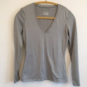 Under Armor Fitted Long Sleeve Shirt